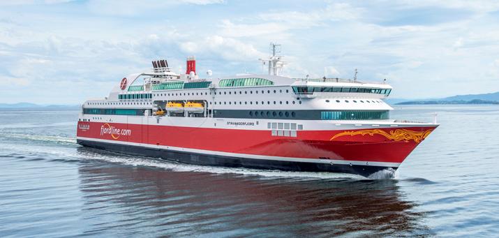 Cruise HVAC+R System
