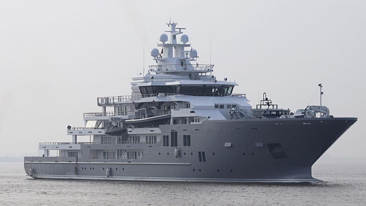 HVAC yacht HMI