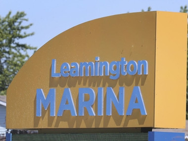 Leamington is working on renaming some facilities