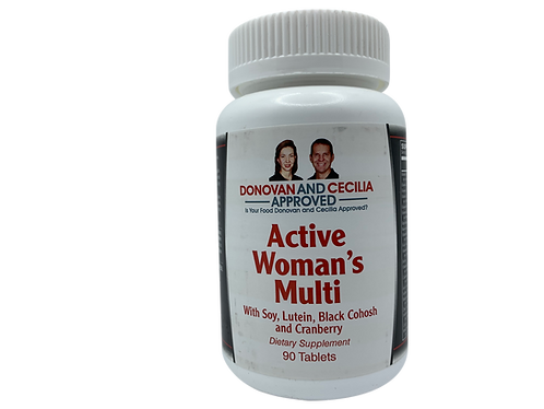 Active Woman's Multivitamin