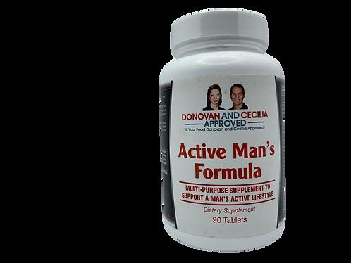 Active Man's Multivitamin