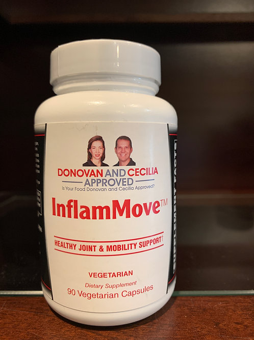 InflamMove Joint and Mobility Support by DCA 90 count