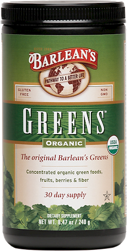 Barleans Organic Greens