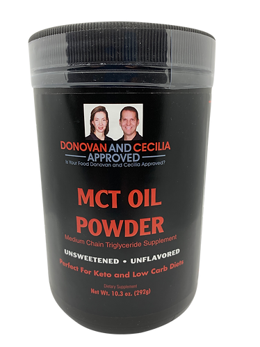 MCT Oil Powder (Coconut Sourced)