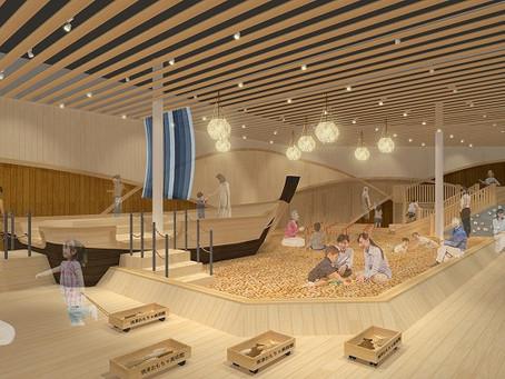 焼津おもちゃ美術館7月4日(日) グランドオープン!
