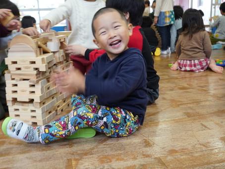 「おもちゃで遊ぼう!」おもちゃ箱貸出レポート! 徳島県三好市編