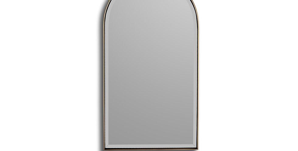 Brooks Mirror Brass
