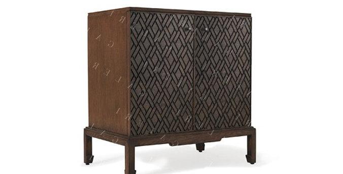 Tuan Night Cabinet Wood
