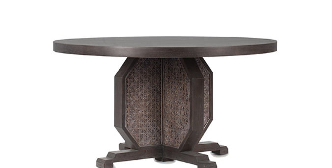 Palawan Dining Table Round