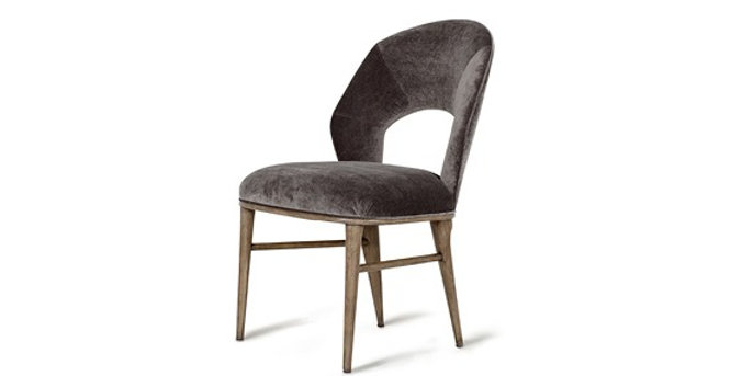 Copper Side Chair