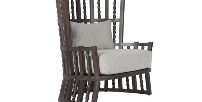 Noosa Wing Chair