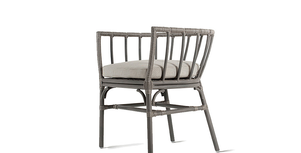 Tarakan Club Chair Aluminium
