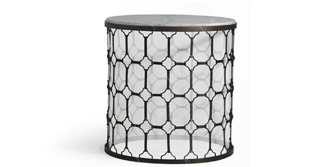 Parker Side Table Marble