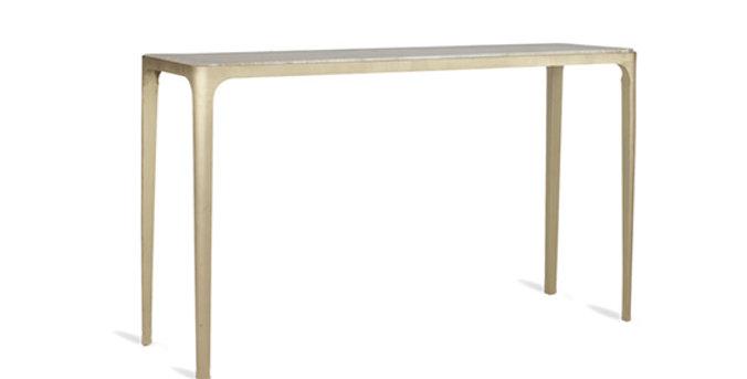 Tate Sofa Table Onyx