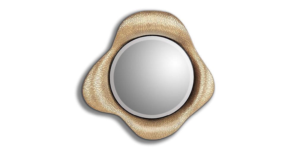 Landau Wall Mirror Round