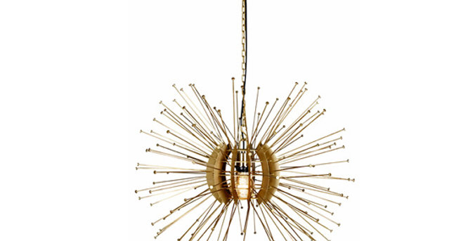 Tate Hanging Lamp Medium