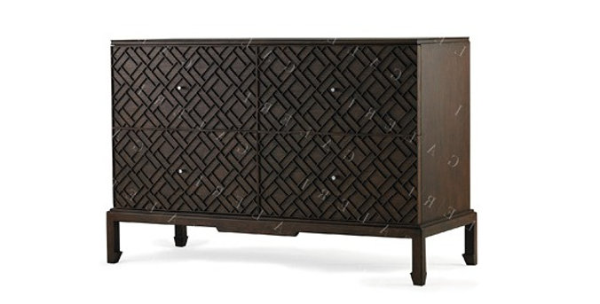 Tuan Dresser Wood
