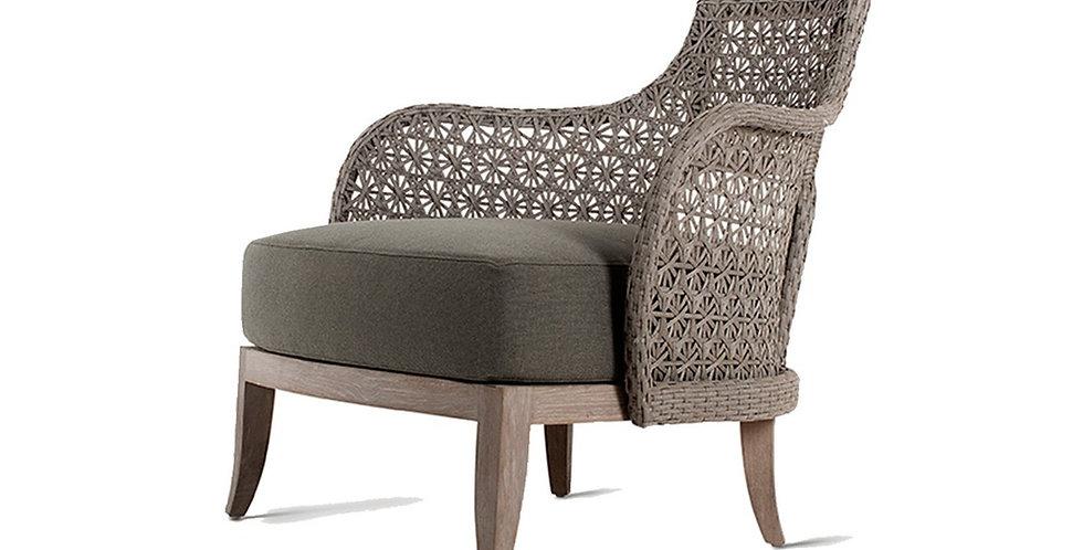 Wolfe Lounge Chair Teak
