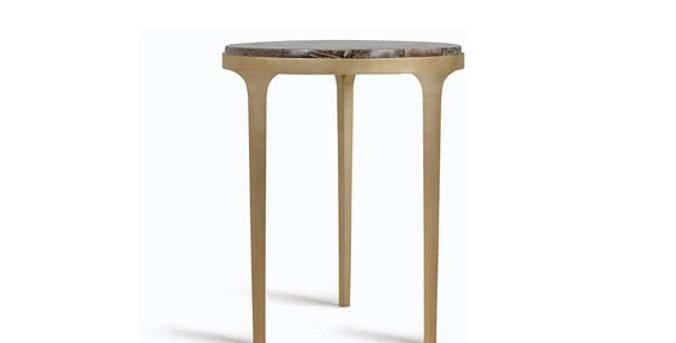 Tate Side Table Wood