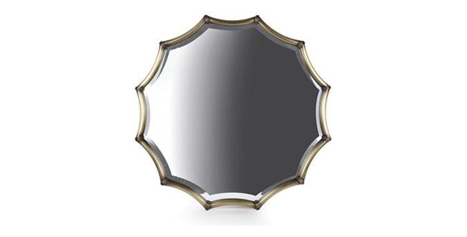 Ryder Mirror Round
