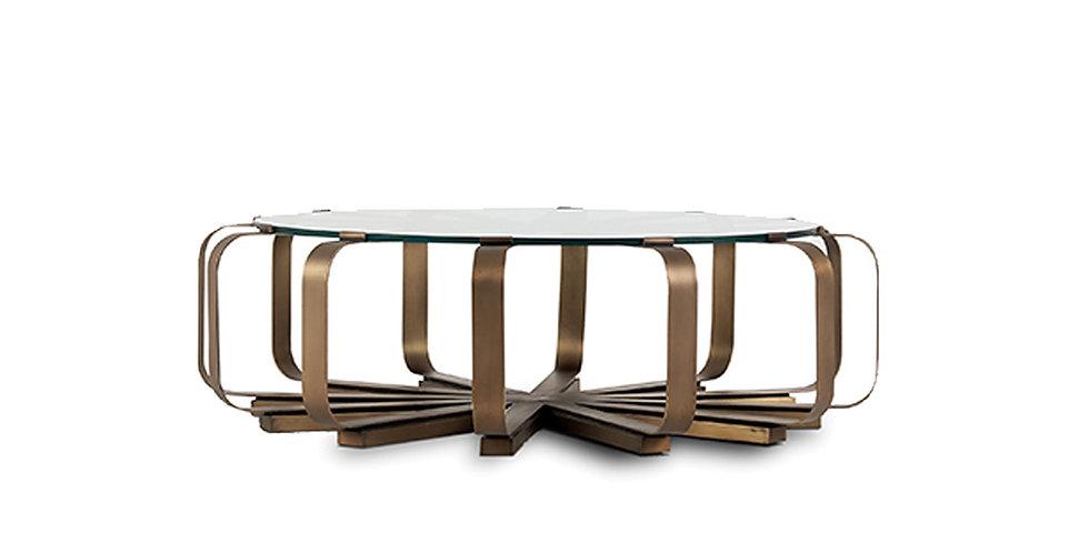 Brooks Coffee Table Round