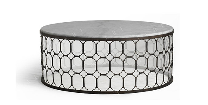 Parker Coffee Table Marble