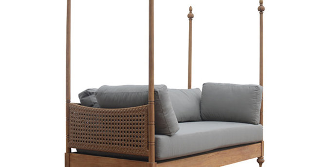 Jaada Poster Daybed Leather