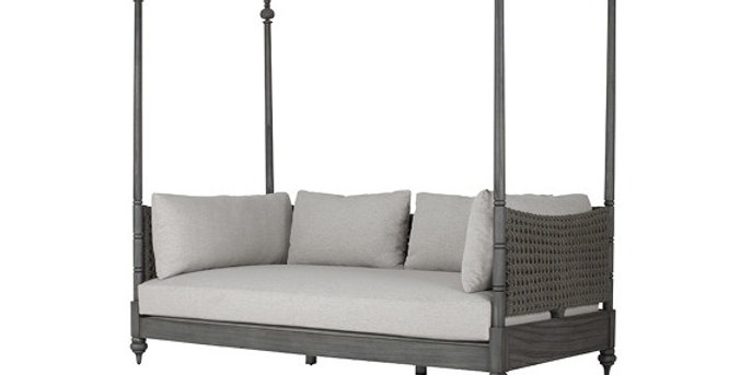 Jaada Poster Daybed Rope