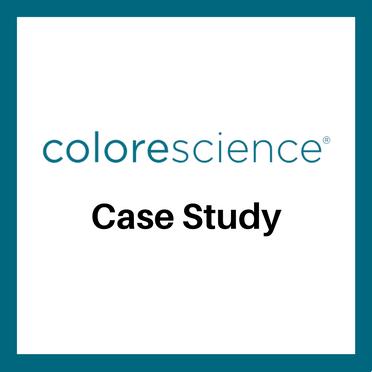 Click for Colorescience case study