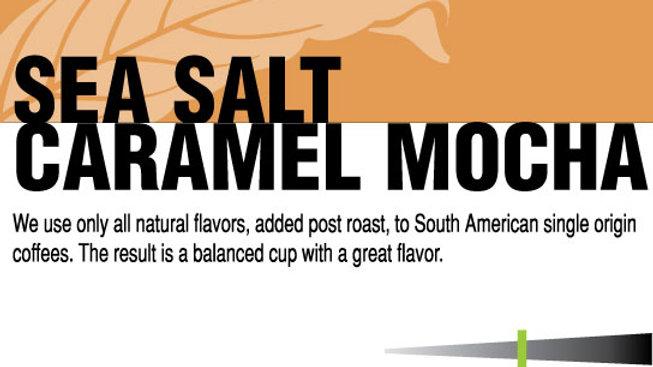 Sea Salt Caramel Mocha