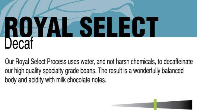 Royal Select Decaf