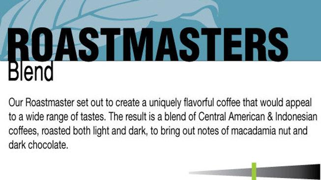 Roastmasters Blend