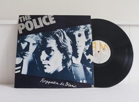 Week 2 - The Police, Regatta De Blanc