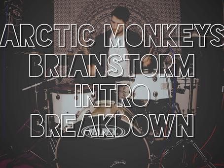 Arctic Monkeys - Brianstorm Intro - Breakdown