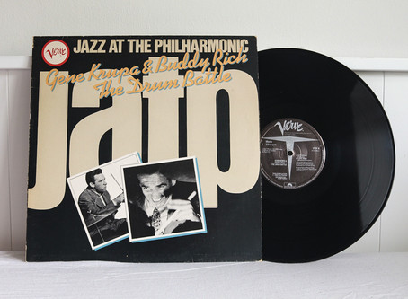 Week 1 - Jazz at the Philharmonic