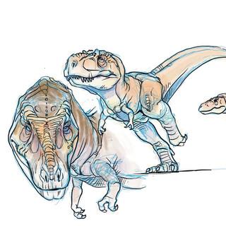 T. rex Study