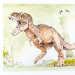 Bellowing Rex