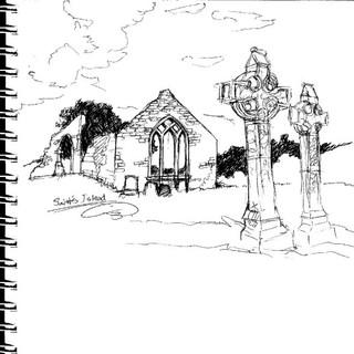 Ireland Sketch