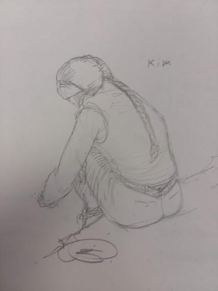Dig Sketch