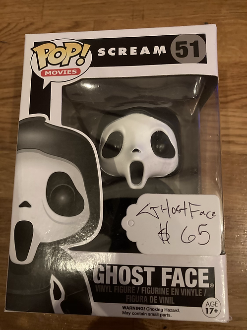 Scream Ghostface Funko Pop!
