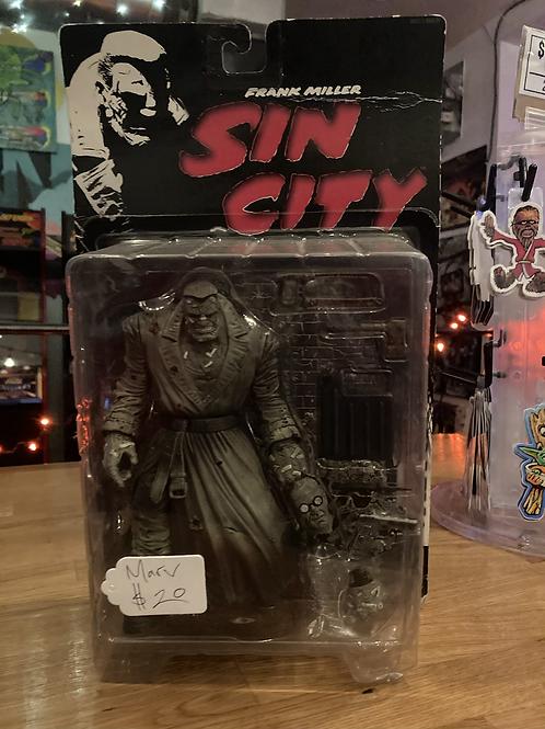 Sin City Marv Action Figure