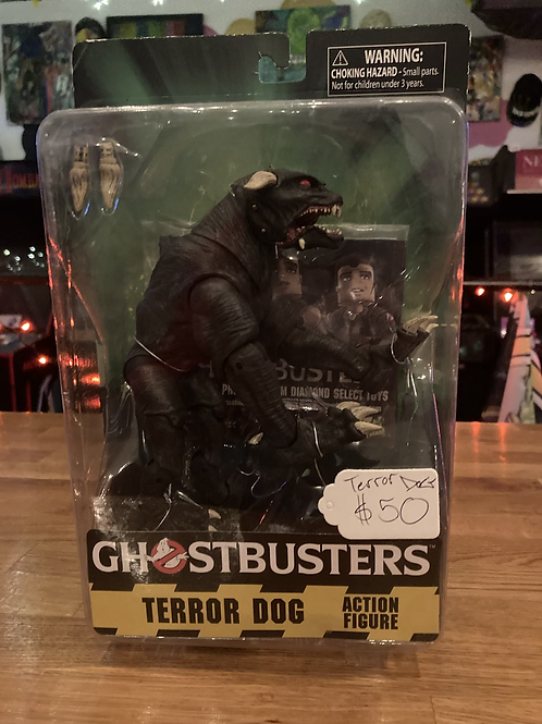 Ghostbusters Terror Dog Action Figure