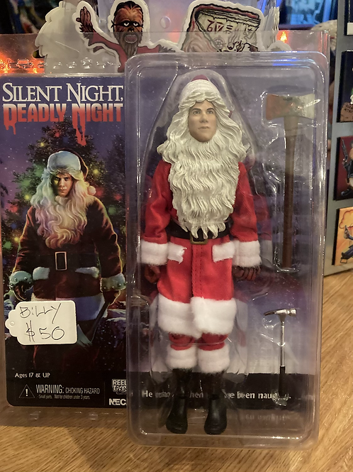 Silent Night Deadly Night Billy Action Figure