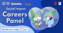 Social Impact Careers Panel