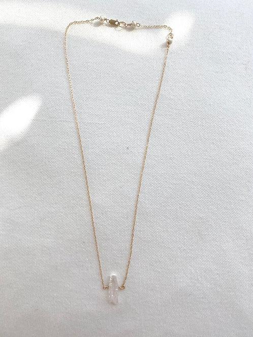 Queen Pearl P Necklace