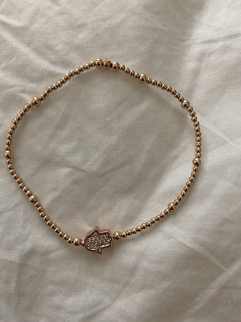 A New Day II Bracelet - Rose Gold