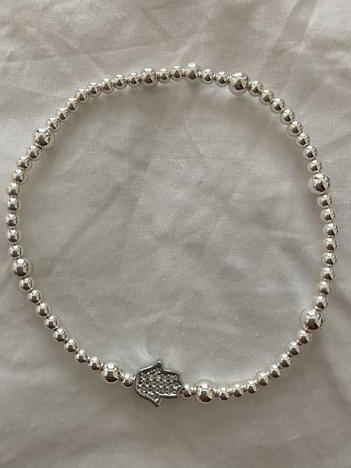 A New Day II Bracelet - Silver
