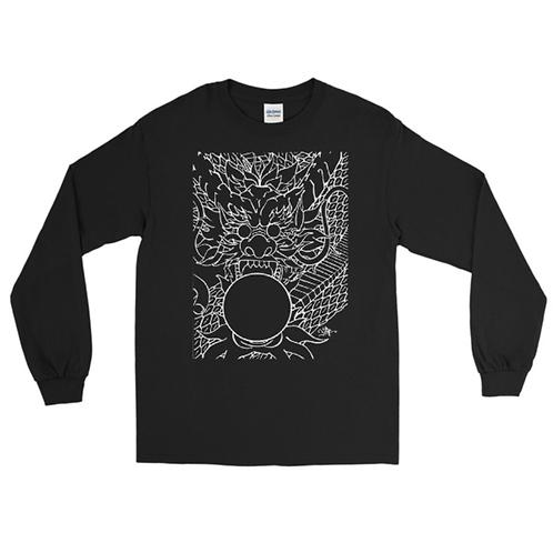 Eastern Dragon Long Sleeve T-Shirt