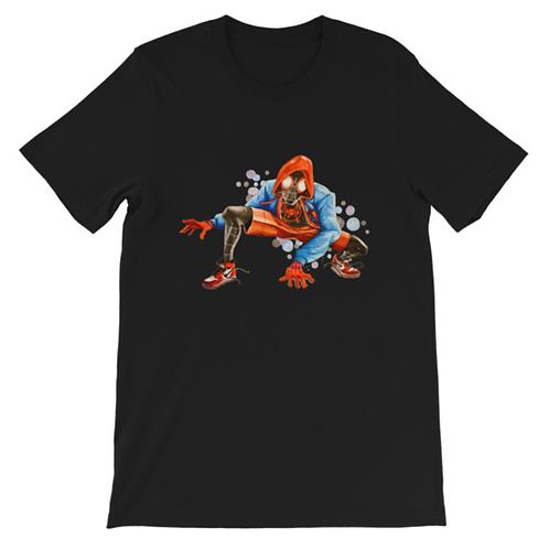 Spider Man - Miles Morales Short-Sleeve T-Shirt