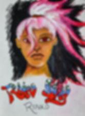 Concept art - Main Character
